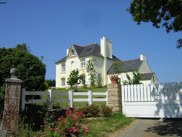 Grande maison familiale pour vacances en Bretagne - Plougastel-Daoulas - Dom