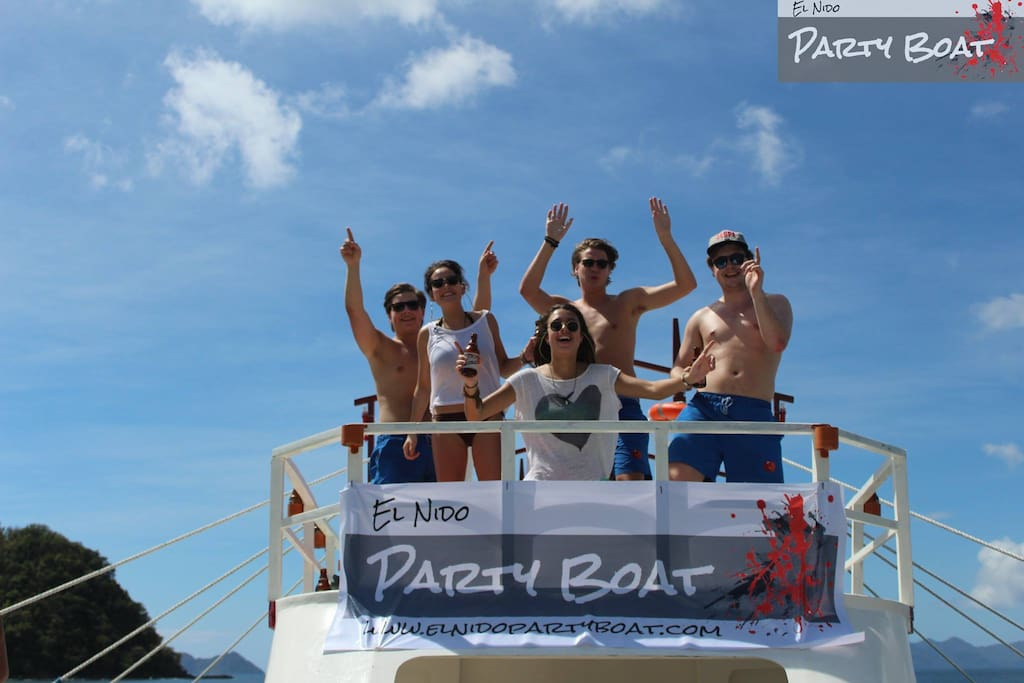 Party Boat!