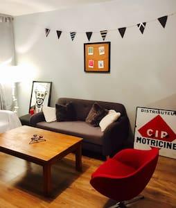 Bel appartement contemporain 60m2 - 貝桑松(Besançon)