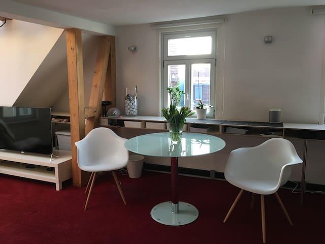 Modernes Loft In Stuttgart Mitte