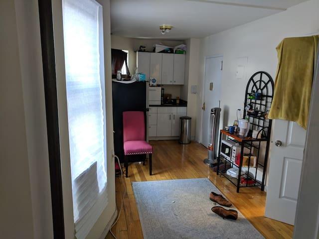 1BR/Studio Superb for a professional Google Home