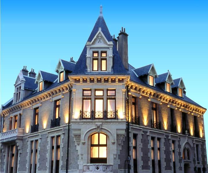 Privilodges Le Chateau, Furnished Studio