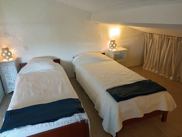 Chambre  cosy , accès indépendant 5 mn de Bayonne