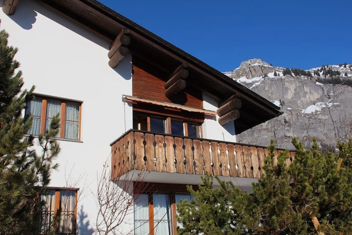 Charming appartment in Flims Dorf