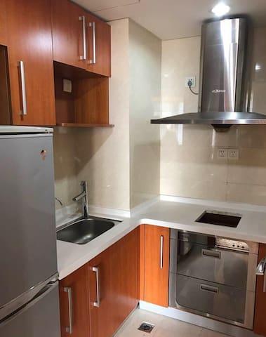 喜来登酒店公寓,房间整洁,家具齐全, - Changsha - Casa