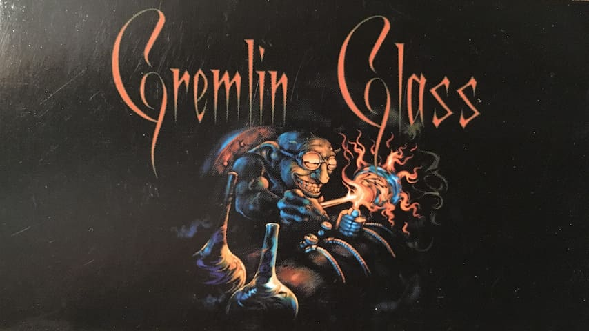 Gremlin's Getaway's Namesake: Gremlin Glass (AKA Roy James Hicks, II)