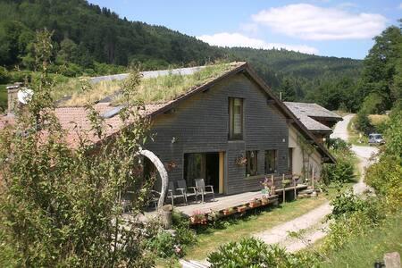 """chambre d'hôtes """" les biquettes """" site natura 2000"""