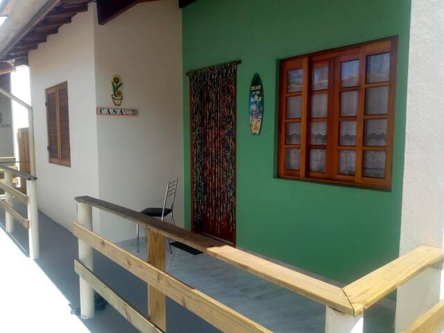 Casa Lagoinha 3- Ubatuba,  infraestrutura completa