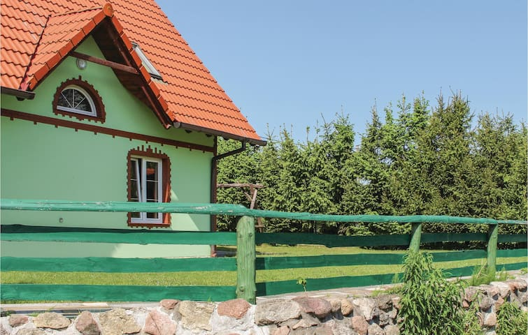 Holiday cottage with 3 bedrooms on 128m² in Gizycko