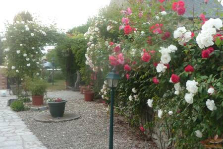 chambres en pleine nature au calme - Fresnay-l'Évêque - 住宿加早餐