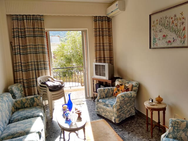 Close to  the sea and seaport - Keratea