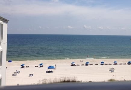 Island Sunrise #669 - GREAT LOCATION and VIEWS - Gulf Shores - Lyxvåning