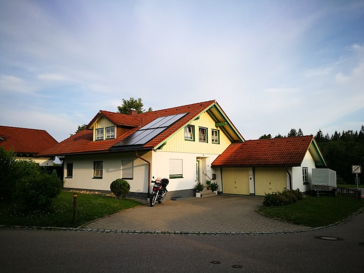 Beautiful 85sqm apartment in the Allgäu