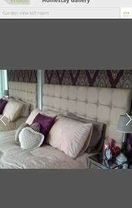 Beautiful en-suit loft room - Luton - Hus