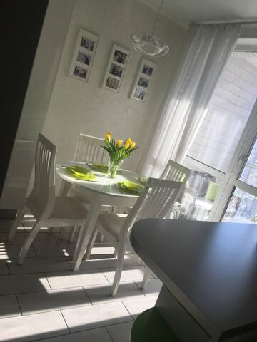 Apartment квартира с дизайном