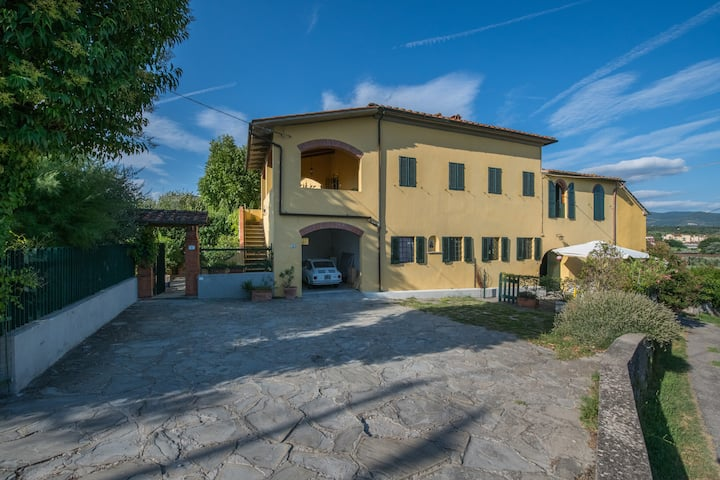 Casa RammBalli -schöne Wohnung im alten Bauernhaus