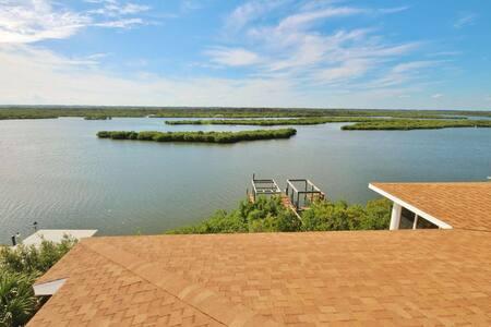 Fishing/Waterway Getaway! - New Smyrna Beach