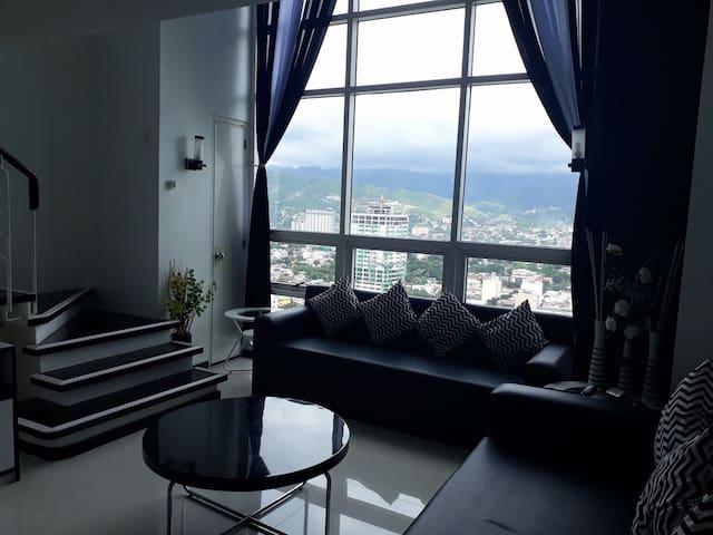 Crown Regency Mango Condo Elegant - Cebu City - Wohnung