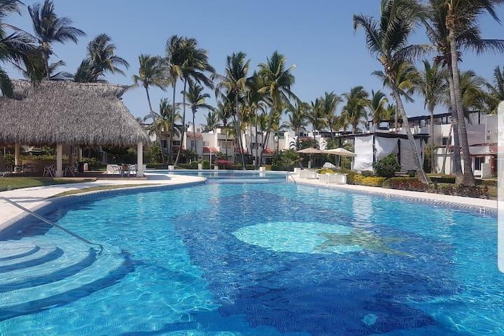 Hermosa Casa Privada en Acapulco Diamante