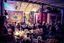 Corazon entertainment photo by Denis Hannigan