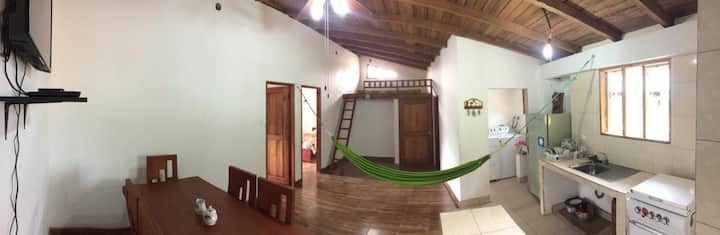Beautiful and cozy apartment in Pacto Ecuador