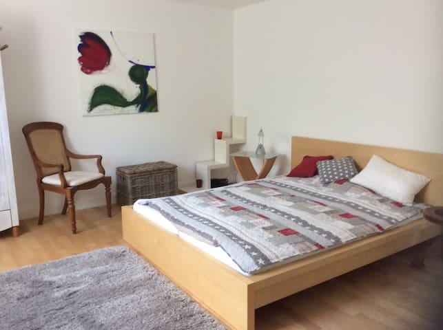 Ruhiges Wohlfühl-Apartment im Souterrain