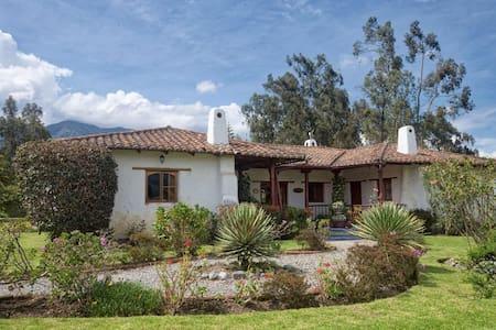 Cotacachi, Ecuador House for Rent