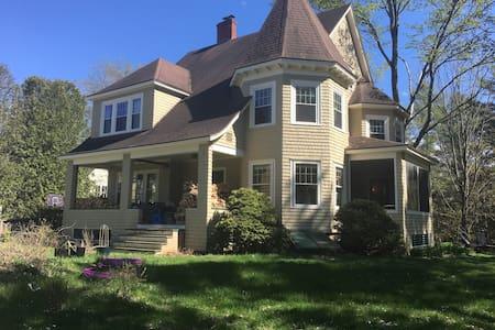 Spacious Victorian Dream Home - Morristown - Casa