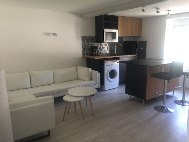 Appartement confortable en centre ville