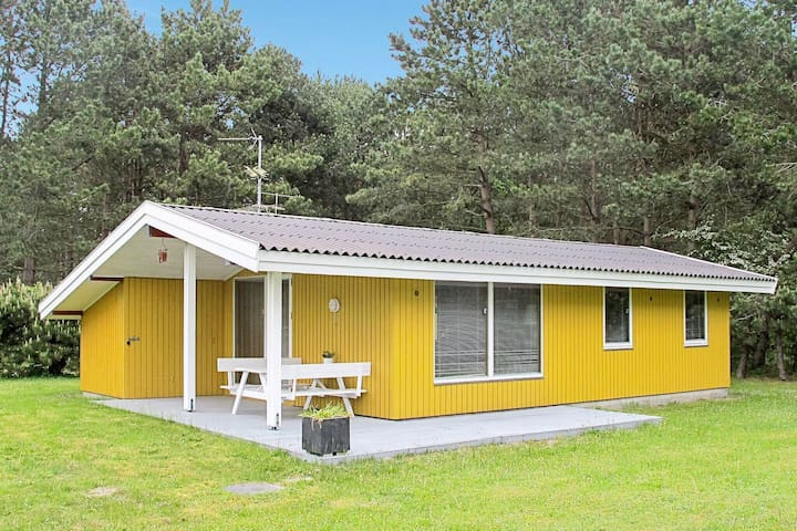 Bright Holiday Home in Lolland Denmark with Terrace
