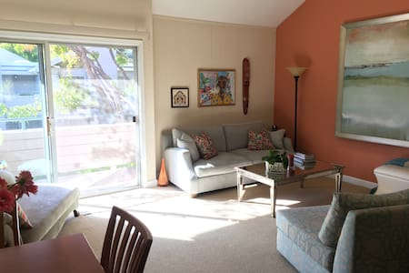 Just North of San Francisco-Calm Condo near town - Larkspur