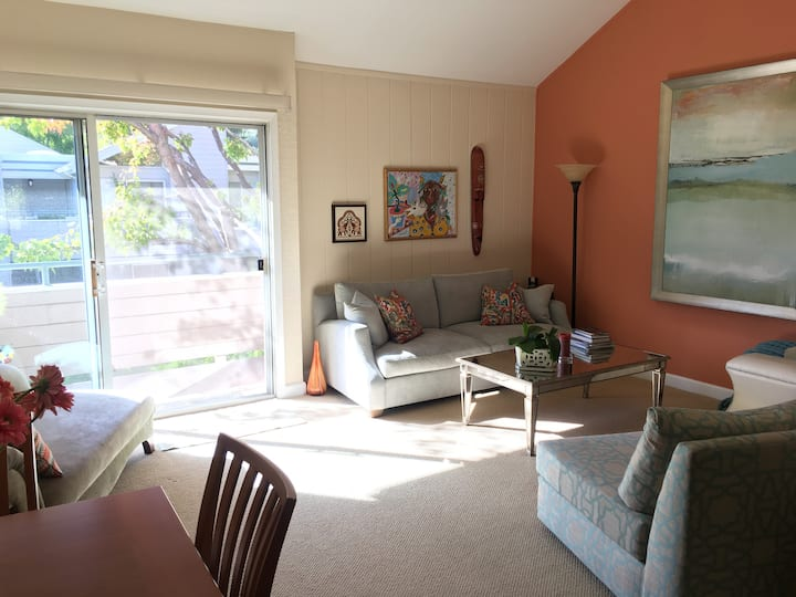 Just North of San Francisco-Calm Condo near town
