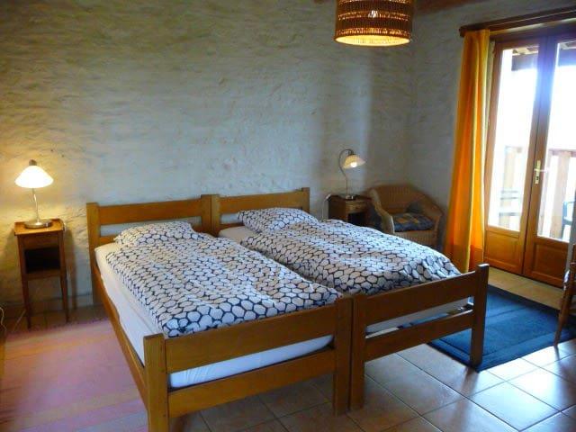 Charmante chambre double