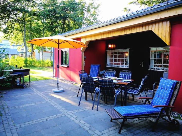 """Ferienhaus """"Haus Eckstein"""" auf der Insel Rügen"""