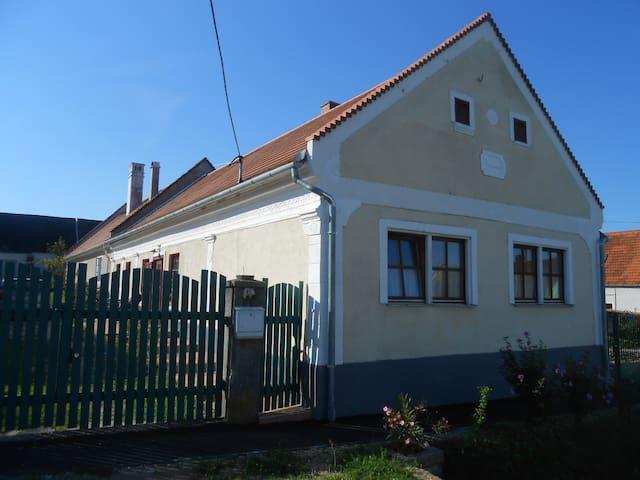 Bruderhaus szállás / Rádzsa ház - Vöröstó - Dům