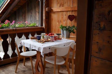 Apartment in Dolomiti Loza
