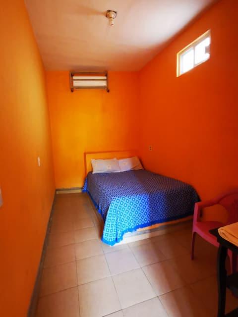 Habitaciones confortables, con  espacio familiar