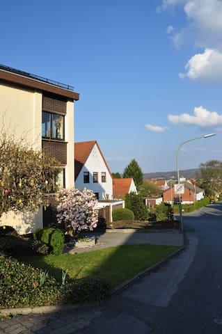 Gästewohnung Stadtblick - Arnsberg - ส่วนต่อเติมจากตัวบ้าน