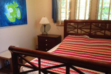 Peaceful Clean Yoga Center in Hills - Mayagüez Arriba