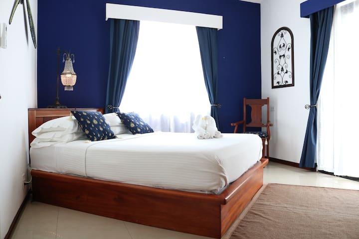 Villa Boscardi-1 Bedroom Queen Room