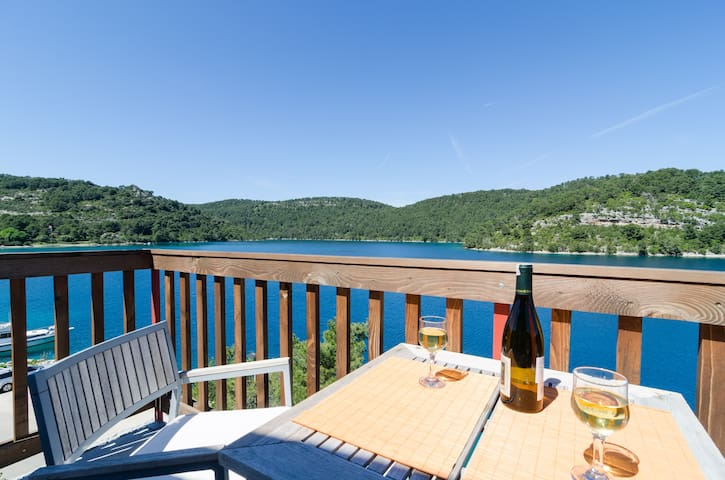 Corso turquoise view - Polače - Appartement