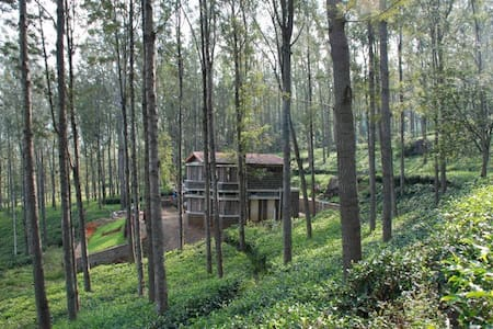 Relaxing 2 B/R Estate House, Deenaty, Tamil Nadu - Deenaty - Haus