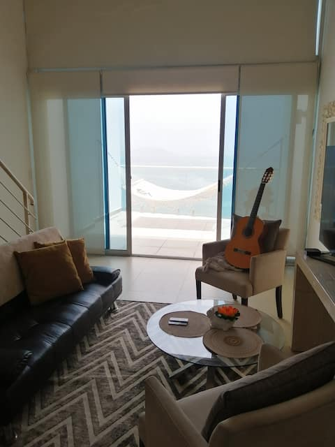 Penthouse with SeaFront
