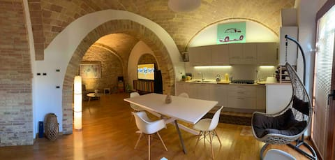Hermoso apartamento en el centro histórico de Lanciano