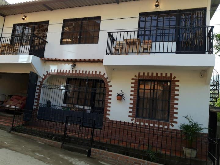 Habitacion con entrada independien en Minca