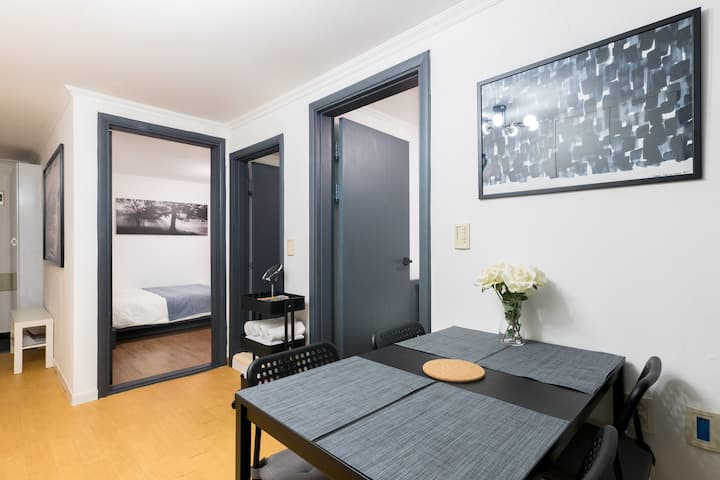 Clean & Comfort #3 Two bedroom, Jamsil