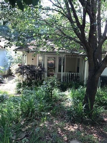 Quaint Pensacola Home Surrounded by Nature
