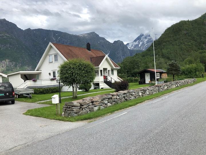 Soggemoen, Åndalsnes, Rauma