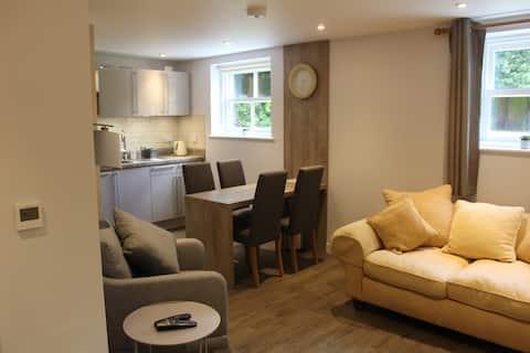 Vackert inredd lägenhet i idealiskt läge