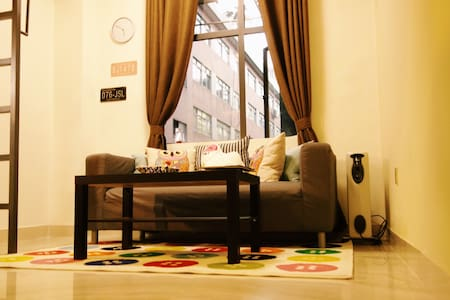 Cozy flat in City central,5min->MTR - Guangzhou